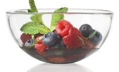 Salade de petits fruits à l'érable