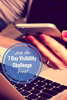 Start Building Your Audience Now (100% Free) Join Denise Wakeman's quick & easy 7-Day Get-It-Done Challenge to get more visibility. Learn How You Can Build Your Audience in 30 Minutes or Less Per Day Sign up here: http://BoostYourVisibility.com