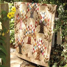 A National Quilt Day Gift for You: a free tutorial from Edyta Sitar