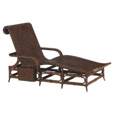 Toscana Outdoor Chaise Lounge - classic Caribbean flavor!