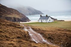 A 'bothy' is a remote hut in Scotland, open to anyone who wants to use it. I find them inspiring places, and recently spent a week cycling between them: vimeo.com/126241724