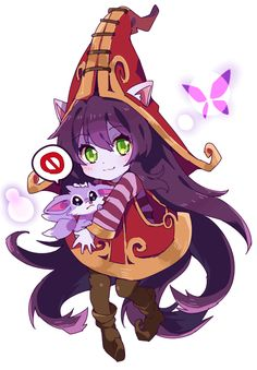 League Of Legends: Lulu