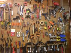 Grasshopper, are you ready to master the art of....tool pegboarding?