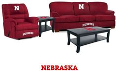 Use this Exclusive coupon code: PINFIVE to receive an additional 5% off the University of Nebraska Mega Fan Cave Set at SportsFansPlus.com