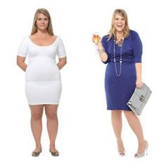 Tips:  Look slimmer  1.  Wear darker colors (lighter colors translate lines, darker colors fade into the background). 2.  Add a belt that matches the outfit color  (contrasting color will bring attention to the stomach area)  3.  Add underclothes that support the fit you seek 4.  Add long necklaces which carry the eye up & down.  5.  Accessorize w/ tall shoes, in neutral colors that continue the eye vertically.   6.  Remember: the taller you are, the thinner you look -heels elongate your…