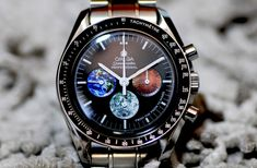 Speedy Tuesday Omega Speedmaster Professional 3577.50 From The Moon To Mars