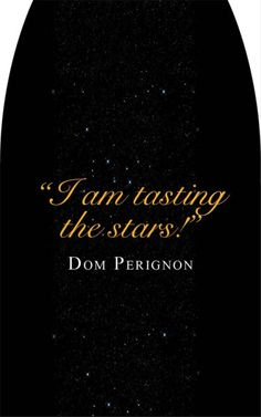 Quotes & Food. Tasting the stars!