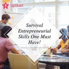 What defines a thriving entrepreneur ? Yes, it's the SKILLS he possesses. Swipe left to know the top 4 of the survival skills of an entrepreneur. To book your seat on a discounted price, call us on : +91 96329 17109 #StartUp #StartUpBusiness #Entrepreneur #EntrepreneurLife #EntrepreneurLifestyle #Technology #SocialMedia #Brand #Marketing #DigitalMarketing #Digital #DigitalNomad #CoworkingDay #CoworkingCommunity #Coworking #CoworkingSpace #CoworkingLifestyle #CoworkingOffice #CoworkingPlace Entrepreneurial Skills, Coworking Space, Digital Nomad, Start Up Business, Survival Skills, All About Time, Digital Marketing, Success, Social Media