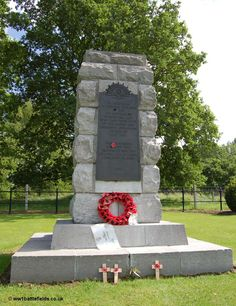 Memorial to the 1st Australian Tunnelling Company, Hill 60.