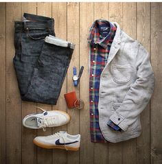 Awesome outfit grid by @thepacman82