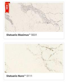 Caesarstone Statuario Maximus Statuario Nuvo Quartz Stone Slab