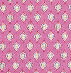 1 yard Dena Designs - Little Azalea  - Peony in Pink- PWDF176