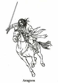14 best Coloring pages from LOTR images on Pinterest | Coloring ...