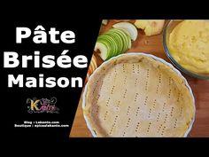 La pâte brisée est une recette de base en pâtisserie et s'adapte aussi bien aux recettes salées que sucrées. La meilleure pâte pour réaliser les tartes. Shortcrust Pastry, Pie Dish, Blog, Dishes, Desserts, How To Make, Ann, Pizza, Tarts