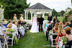 deerfield country club wedding: courtney & adam — delaware wedding photography   Kate Callahan Photography
