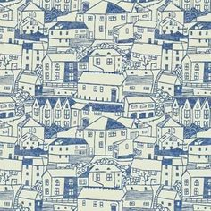 St. Ives - Wallpapers by Sanderson