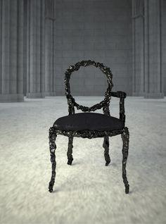 Lee Sehoon: Anitya Arm Chair. Arm ChairsIndustrial Design