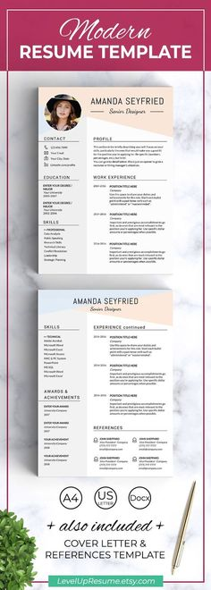 Resume Format For 4 Yrs Experience Resume Format Pinterest - resume templates word mac