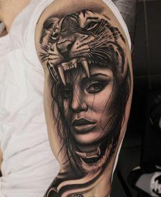 tattoo Tigres - Buscar con Google