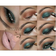 Here's the lovely step by step for the last look by @theamazingworldofj  using ALL Motives -Eye Base -Mavens Demure and Dynasty palettes -Gel Eyeliner LBD -Glitter Base -Glitter Pot in Magic Dust -Brow Kit -Motives for @Lala Lipstick in Nice ____________________________________________ All #motives products are available for US/CAN at http://ift.tt/19oQHy4 or internationally at Global.Shop.com #motd #motivescosmetics #makeup #beauty #glam #mua