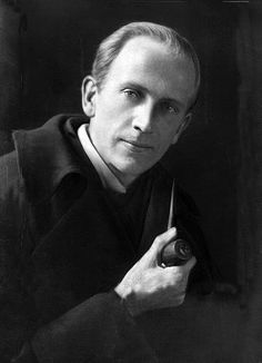 #OnThisDay in 1882, writer A.A. Milne was born. Best known for creating Winnie the Pooh, Milne was also an established playwright.  Image credit: Photograph of A.A. Milne by  E. O. Hoppé.  Public domain via Wikimedia Commons. #otd #aamilne #winniethepooh #childrensliterature #literature #winniethepoohday