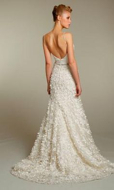 Jim Hjelm 8166: buy this dress for a fraction of the salon price on PreOwnedWeddingDresses.com