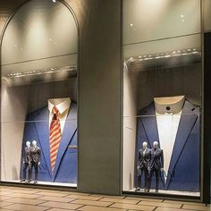 """LA RINASCENTE, Milan,Italy, """"Elegance is not standing out,but being remembered"""", for Armani Collezione, photo by WOWindow, pinned by Ton van der Veer"""