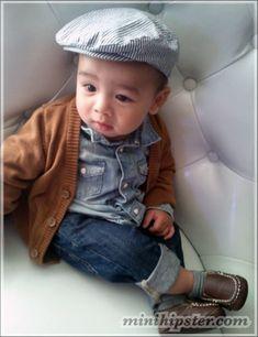 Baby Boy Layers