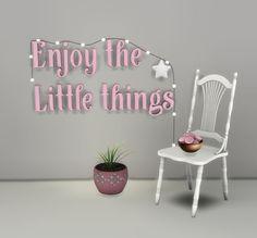 Little Things – Leosims.com