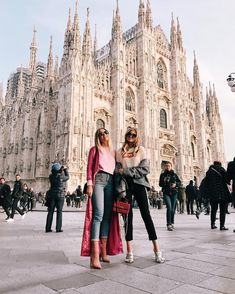 "24.9k Likes, 294 Comments - XENIA VAN DER WOODSEN (@xeniaoverdose) on Instagram: ""After @fay_brand with my gals  check my instastories! #Milan #MFW #MilanFashionWeek17 wearing #Fay…"""