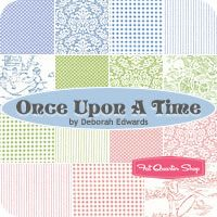 Once Upon A Time Fat Quarter Bundle Deborah Edwards for Northcott Fabrics  Love these!