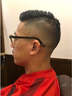 Handsome Asian Men, Mustache, Hair Beauty, Hairstyle, Greaser, Sexy, Mens Hair, Hair For Men, Hair Job