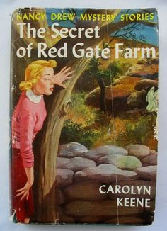 Vintage Nancy Drew Secret of Red Gate Farm by by TheVintageRead, $7.95