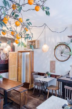 For the beginning of a series about design ideas worth cribbing from stylish restaurants, what better place to start than Paris, the culinary (and the style) capital of the world? These five eateries are all as different as they are stylish, but you'll find plenty of inspiration here for your apartment (or just your travel plans).