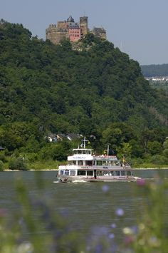 Castle Hotel & Restaurant Schoenburg Oberwesel Rhine River Germany  = most romantic vacation ever!