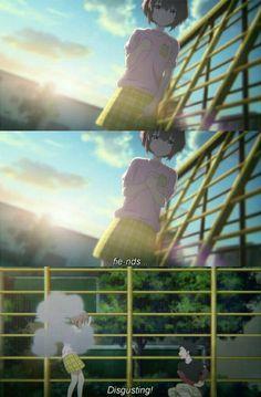 Koe no Katachi / #anime tis made me so made that i just wanted to cry