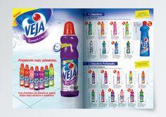 Catálogo de Produtos 2010 - Lâmina Veja