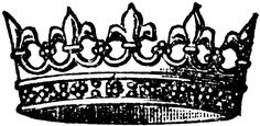 crown printable