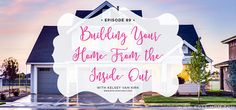 Kelsey gives encouragement for wives, mothers and entrepreneurs as she shares her passion for developing the home loving wife.