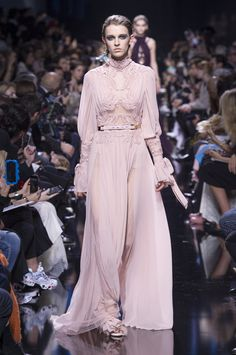 Contemporary inspiration  /The new Romanticism   Elie Saab