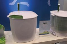 """Non-Electric Washing Machines –  Seventh Generation """"Its size makes it a good choice for singles, campers and people who find they need to do small, frequent loads like hand washables and diapers. Wonder Wash works with hot or cold water, costs under $45 and uses less water than even hand washing."""""""