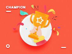champion by ZeBang