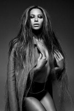 "Beyoncé in ""Queen B"" for CR Fashion Book #5, Fall/Winter 2014-2015"