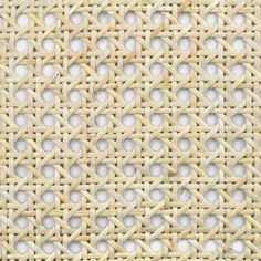 "Shop  1/2"" Open Cane Webbing - 24"" Wide at onlinefabricstore.net for $7.25. Best Price & Service."