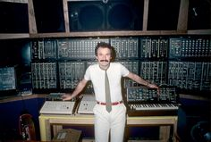Original Creators: Disco's Smoothest Operator Giorgio Moroder | The Creators Project