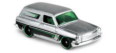 CUSTOM '69 VOLKSWAGEN SQUAREBACK in Silver, VOLKSWAGEN, Car Collector | Hot Wheels Volkswagen, Hudson Hornet, Vw Group, Hot Wheels Cars, Square, Collector Cars, Diecast, Race Cars, Porsche
