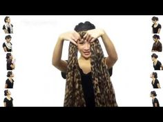 圍巾的25種結法