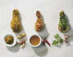 Unser beliebtes Rezept für Petersilien-Pesto  und mehr als 55.000 weitere kostenlose Rezepte auf LECKER.de.