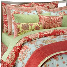 Amy Butler Sari bloom Duvet Cover set at Bed Bath & Beyond Dream Bedroom, Home Bedroom, Master Bedroom, Bedroom Decor, Bedroom Ideas, Bedroom Inspiration, Girls Bedroom, Master Suite, Amy Butler