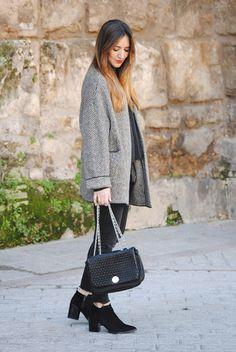 Punto y espiga. http://www.fashion-south.com/2016/02/punto-y-espiga.html